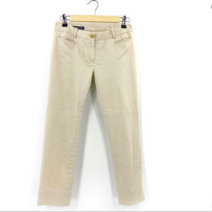 Brooks Brothers 346 Natalie Ankle Pants Chinos